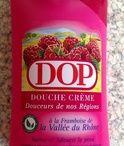 Dop Douche crème à la framboise de la Vallée du Rhône (Concours)