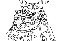 Cute colouring pages.