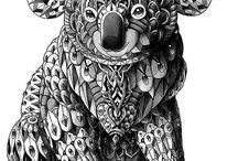 Tattoo inspiration / Obrázky tetovaní
