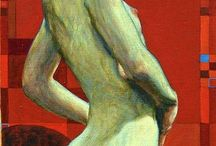 Painting  - nudes