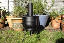 Our Fire Pits / Our passion for custom built fire pits