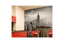New York poszter tapéták / New York, Manhattan felhőkarcolói a szobád falán? Extrém nagy méretben? Igen! Óriásposzterek a www.oriasposzter.hu webáruházból!
