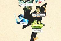 J.K. Rowling's Magic <3 / Harry Potter Series / by Sattie Huddar