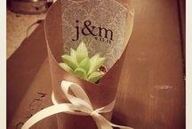 Weddings - Favours