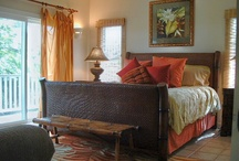 Bedroom Decor Tommy Bahama Inspred / by Meredith Olson