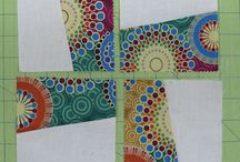Block Head! / Quilt blocks / by Evalyn Allen