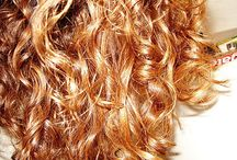 Curly Hair / Styles and Ideas for Naturally Curly Hair