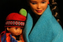 Dolls Dolls Dolls / Dolls! Man's way of creating something in our own image?