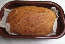 Chleba, rohlíky...