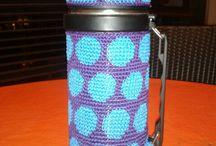 my crochet & knit projects