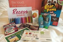 Influenster Recess Vox Box / I received the #RecessVoxBox for free from Influenster to try out the contents.