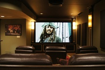 Home Theater Design / Here are some of the great home theater systems we have designed over the years.