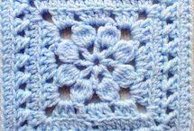 Crochet square inspiration