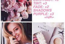 vsco instagram theme