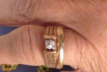 Carat in a carrot: missing ring found in garden 13 years later