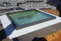 Skylight instalation / Experience is really important thing. Trust your local expert