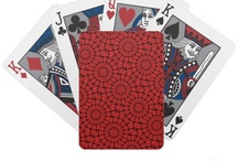 Playing Cards / You can view more @ http://www.zazzle.com/janislil* / by Janet Palaggi