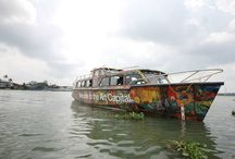 Water Taxi Service Inauguration / Inaugurating Hop-on Hop-off & Water Taxi boat services at Kochi.