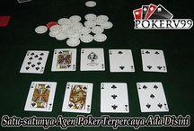 SITUS RESMI GAME ONLINE POKER DAN DOMINO TERPERCAYA / SITUS GAME POKER DAN DOMINO