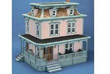 greenleaf dollhouse kit 9304