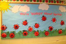 Bulletin boards / by Heidi Doose