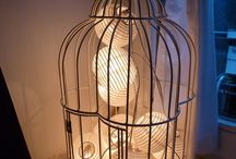 Cage deco