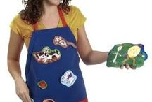 story time apron