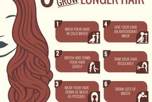 how to have long hair