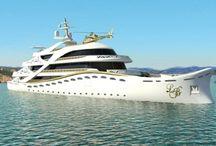 Boats/Yacht/Ships