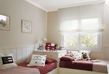 Dormitorio para los peques