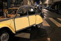 citroen 2cv / by Esra Takim
