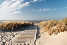 Strand Fotobehang / Ga niet op vakantie maar neem de vakantie in uw eigen huis. Met het Fotobehang van strand & zee gaat u elke dag naar het strand.
