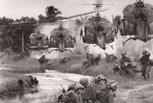 Viet Nam, Hueys, Rock&Roll / Classic images of the war in Vietnam