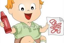 Toddler Preschool Ideas / by Barbi McCurry
