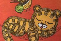 Adam Kilian ilustracja / Ilustracje z książeczek dla dzieci i młodzieży