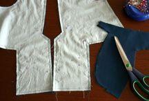 sewing triky a postupy