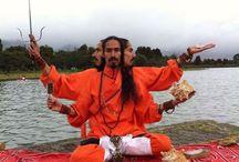Bhakta Oliver Pedraza / Soy Instructor de Yoga,Artista Marcial DE KENG-DO,WUSHU Y SHAOLIN.