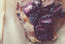 Slow Mornings / Because, we can have muesli every day, but sometimes we mix it up