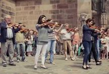 music flashmob