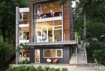 Diseño moderno de casa