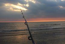 Sea fishing / #coastal #beachcasting #fishing #loveis