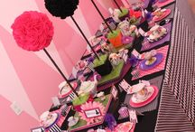 Party Theme Ideas / by Michelle Rainer