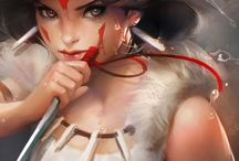 Illustrations / fantasy and sci-fi illustrations / by Tytus
