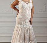 Michelle Bridal by Sydney's Closet Plus Size Bridal / Plus Size Bridal Wedding Gowns