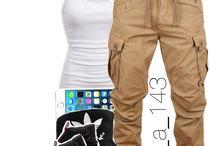 gear to wear