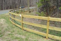 fence / by Cindy Miles