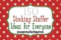 Stocking stuffers - Christmas gift ideas