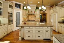 kitchen makeover / by Emily Foster