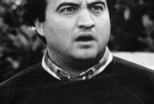 John Belushi / John belushi was the Charlie Chaplin of my era. He could make you laugh with a look. He was my favorite comedian and actor. He will always be missed. / by Edward Scheine