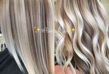 χρωμα μαλλιών